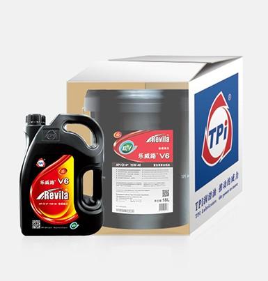乐威路V6重负荷柴油机油