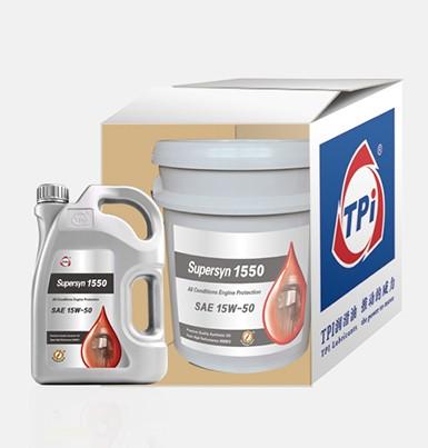 Supersyn1550CH-4合成重负荷柴油机油