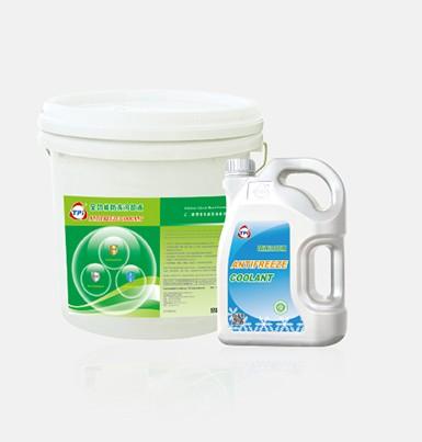 乙二醇型重负荷发动机冷却液