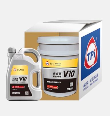 乐威路V10超长换油期全合成柴油机油